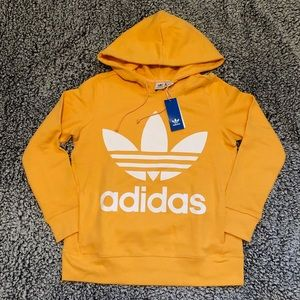 Adidas Originals Trefoil women's hoodie